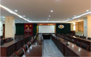Ứng dụng của thiết bị hội nghị trong phòng họp trực tuyến chính phủ